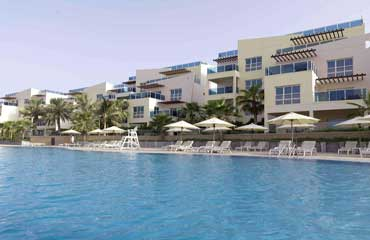 Отель Radisson Blu Resort (Фуджейра, ОАЭ)