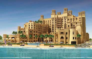 Отель Sheraton Sharjah BeachResort & Spa 5 *в Шардже